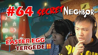 EASTER EGG TERGILA SELAMA INI !! ROCKET SCIENCE UPDATE !! - Secret Neighbor [Indonesia] #64
