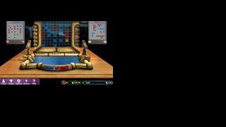 Hoyle Board Games 2008 - Battling Ships against Elayne - Second time