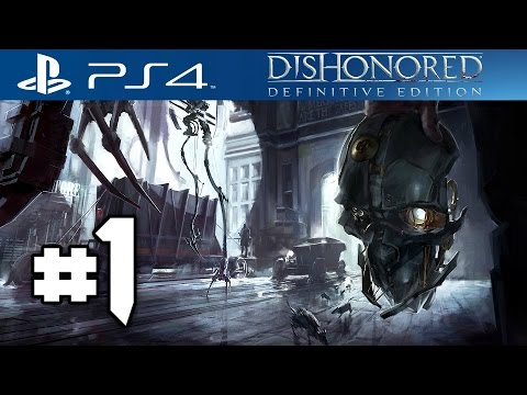 Dishonored definitive edition gameplay walkthrough part-9 (stealth.