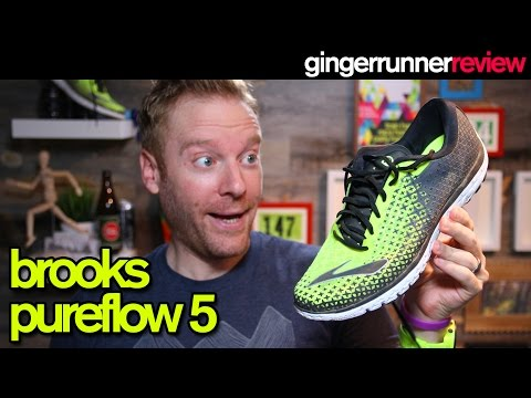 brooks-pure-flow-5-review- -the-ginger-runner