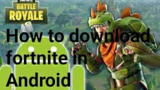 How to download fortnite from play store by using vpn