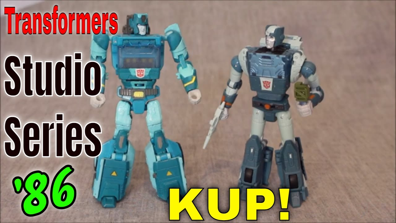 Old and Kranky...like me!: Studio Series 86 Kup Review by GotBot