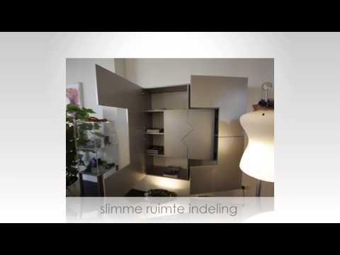 Tv Meubel Design.Wandkast Tv Meubel Youtube
