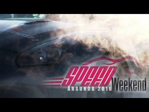 Speed Weekend 2016 - Årsunda Sweden (Official Movie)