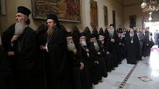Pan Ortodoks Konseyi Girit'te başladı