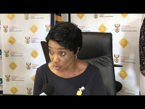 STNN-DEPUTY MINISTER OF TRANSPORT INTERVIEW