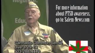 Dr Phillip Leveque Cannabis Therapy Helps Veterans with PTSD