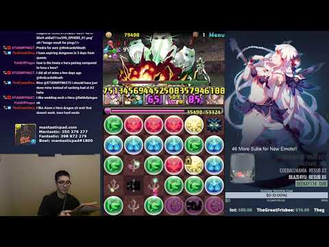 [Clear] One Shot Challenge 16 - Light Metatron x Light Hera Dragon