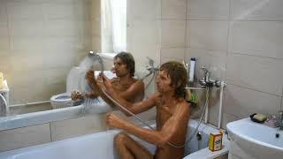 Сода вместо шампуня.)