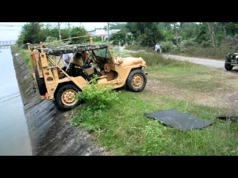 Jeep SG loi nuoc P1