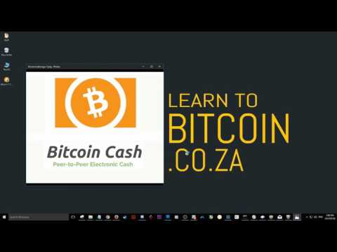 Bitcoin Cash Wallet Install Guide (Quick And Easy)