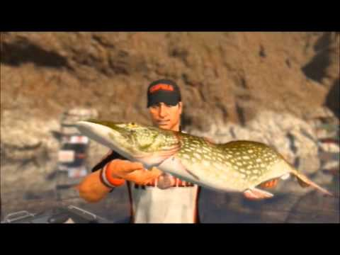 Rapala Pro Bass Fishing Catching Different Monster Fish