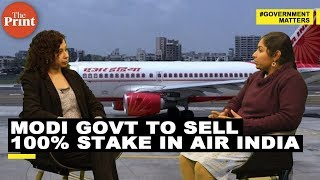 Modi govt to sell 100% stake in Air India, here's why it thinks it will be more successful this time