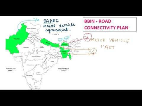 IAS CURRENTAFFAIRS-november-  BBIN road network
