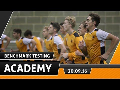 Academy | Premier League Benchmark Testing
