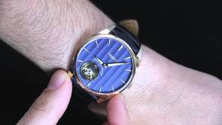 Parmigiani Fleurier Tonda 1950 Tourbillon Watch Review | aBlogtoWatch