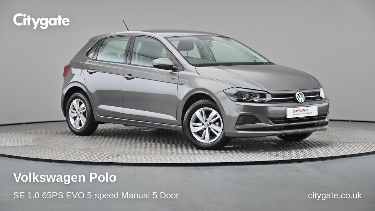 Volkswagen Polo - SE 1.0 65PS EVO 5-speed Manual 5 Door - Citygate SEAT Twickenham - YouTube