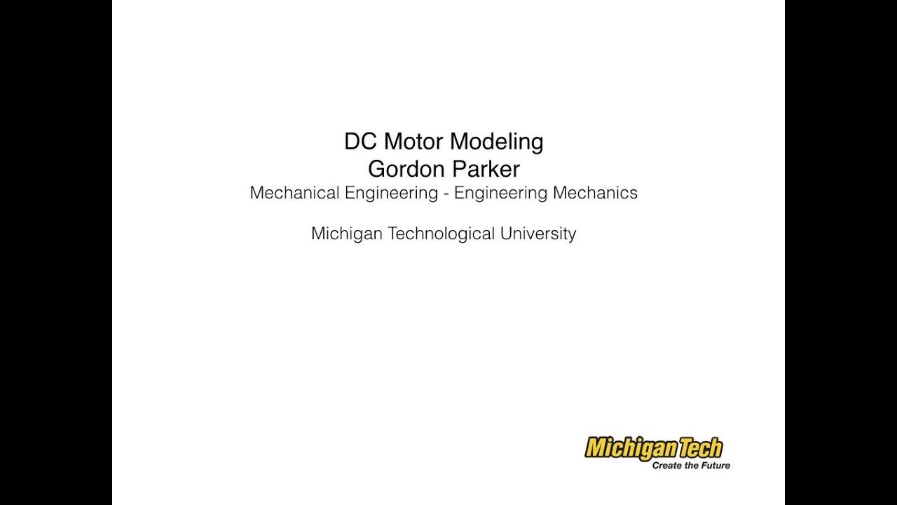 Dc Motor Modeling Brushless Diagram Quotes