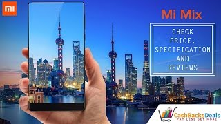 Xiaomi Mi Mix Launched in India**Xiaomi Mi Mix Official Video