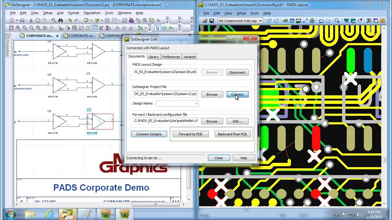 PADS ES Suite - Schematic Capture - YouTube