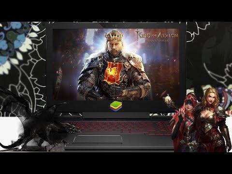 KING OF AVALON PC,How to Play KOA on PC with Bluestacks