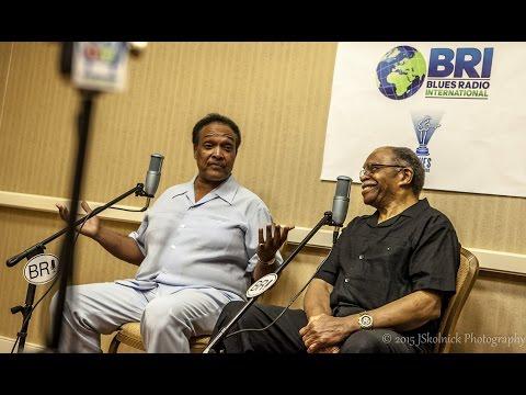 """A Blues Dream    A Soul Dream Come True,"" Otis Clay & Johnny Rawls, Live on BRI TV at the Blues Mus"