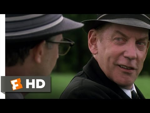 JFK (4/7) Movie CLIP - A Meeting with  X (1991) HD