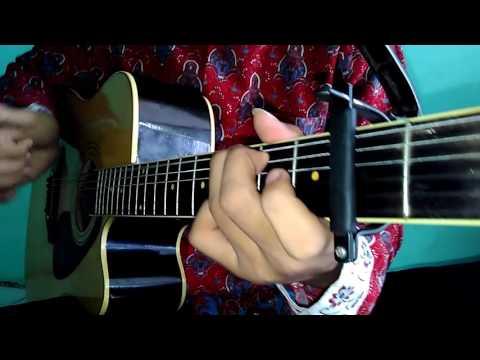 Gaby~Tinggal kenangan(Solo fingerstyle guitar)