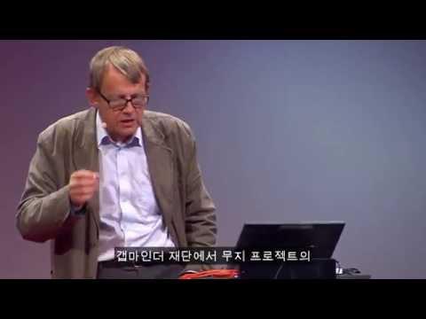 [TED] 세상에 관해 무지하지 않는 법 Hans Rosling