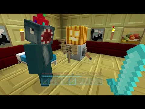 Minecraft Xbox - The Legend Of The Holy Grail - Dubbery Forest - Part 2
