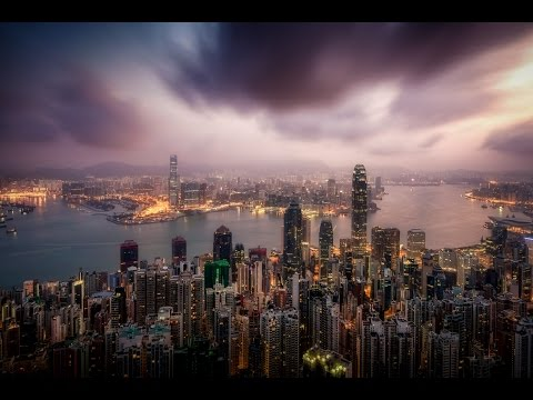 How To Edit This Hong Kong Photo From Lugard Road!