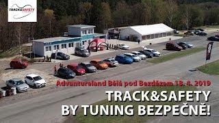 TRACK&SAFETY AdventureLand Bělá pod Bezdězem