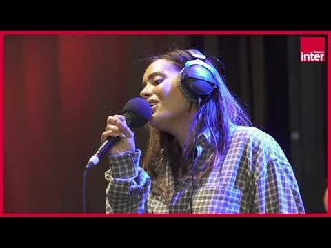 Youtube: Amel Bent – Clandestina (Live France Inter)