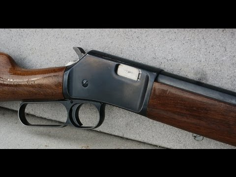 Browning BL-22 How To Disassemble - Reassemble This Great Rifle