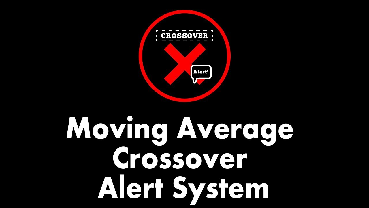 Two Ma Crossover Notification System Youtube