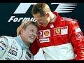 Monza 2006 Formula 1 Podium with Kimi Räikkönen, Michael Schumacher, Robert Kubica