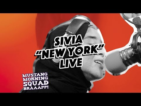 Download SIVIA - NEW YORK LIVE @ MUSTANG 88 FM Mp4 baru