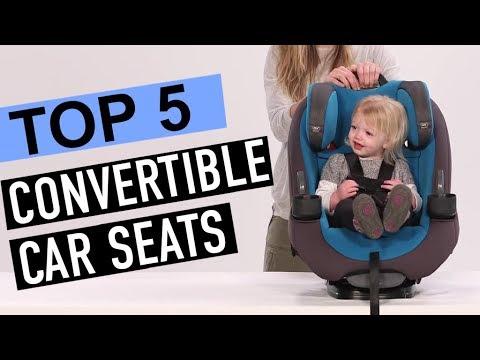 BEST 5: Convertible Car Seats 2019