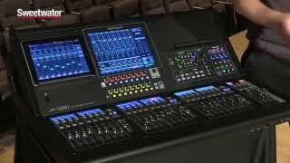 Roland M-5000 Digital Mixing Console Overview - Sweetwater Sound