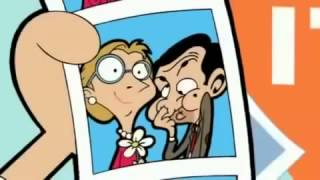 Mr Bean Cartoon 2013   Romantic photo booth pictures   Romantische Foto