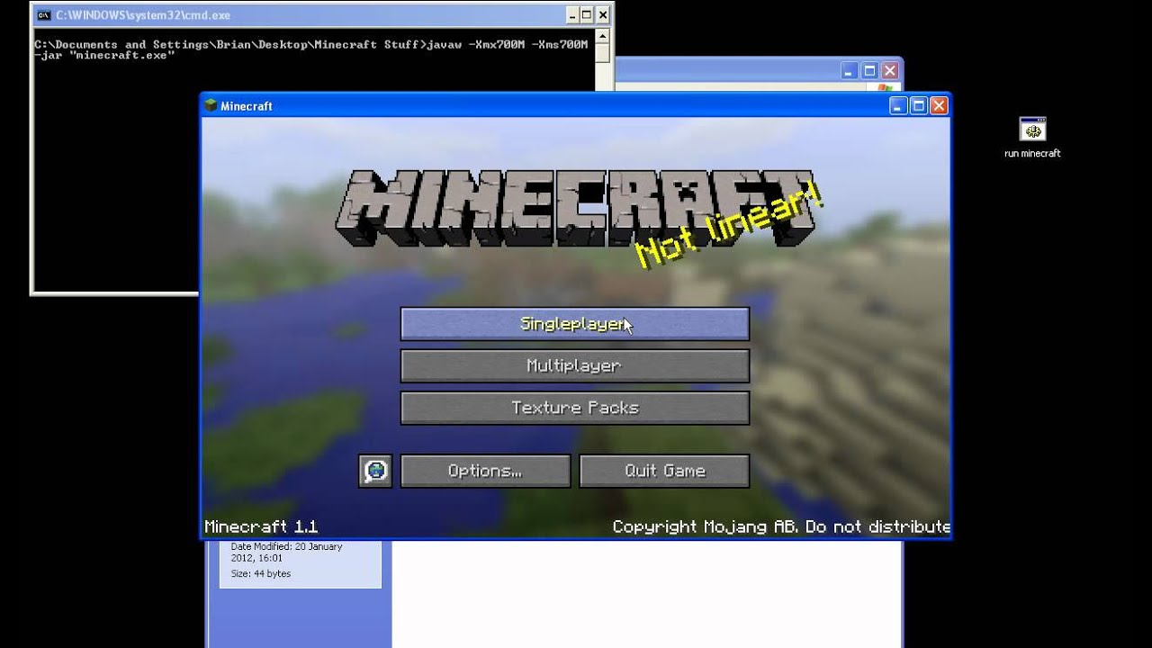 "Minecraft ""Bad video card drivers"" 2 fixes"