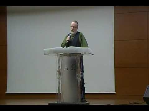 Wolgwang English Ministry(WEM Sermon by Don Murray 2016년11월06일)