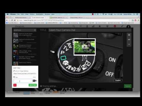 Thinglink Webtool Presentation