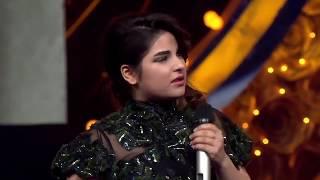 Zaira Wasim | Emerging beauty of the year |  LUX GOLDEN ROSE AWARD 2018