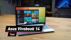 Asus Vivobook 14 im Test: das Notebook-Leichtgewicht | deutsch