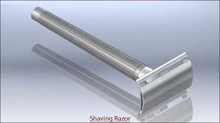 Shaving Razor || Siemens NX Tutorial