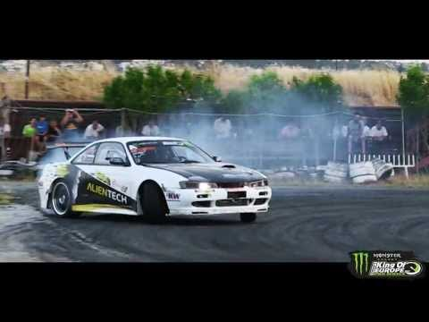 Monster Energy KingofEurope ProSeries R4 Action-Thessaloniki,Greece