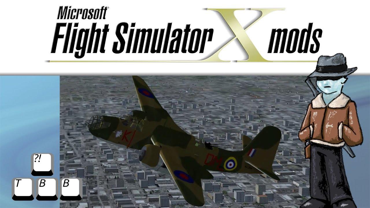 flight simulator x plane