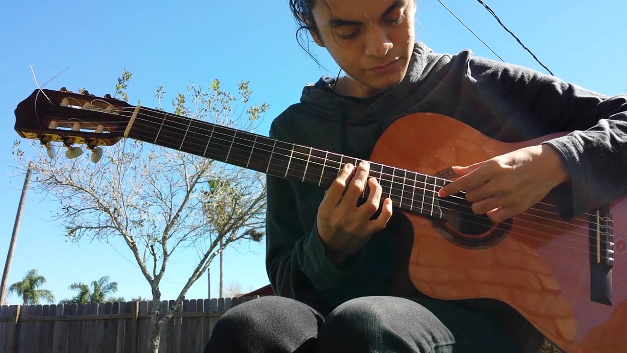 The Brain Dance Animals As Leaders Intro Acoustic Cover Youtube