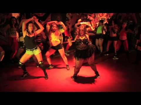 Melbourne dancehall dancers